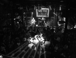 We're Loud 2016! Thessaloniki to Lesvos!