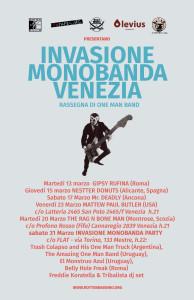 monobanda_venezia_2018_poster