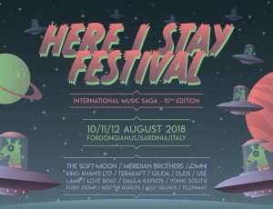 HERE I STAY FESTIVAL – 10th Edition